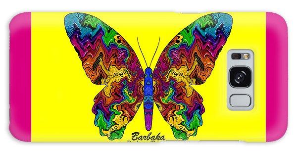 Bright Transformation Galaxy Case by Barbara Tristan