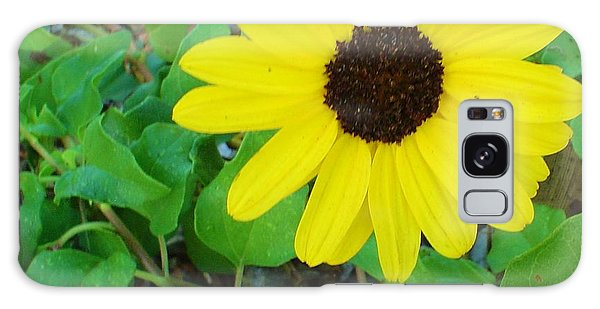 Bright Yellow Joy Galaxy Case by Cheryl Waugh Whitney