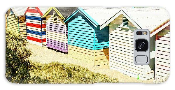 Victoria Galaxy Case - Brighton Beach, Melbourne by Jorgo Photography - Wall Art Gallery