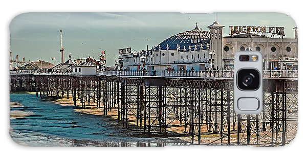 Brighton Pier Galaxy Case