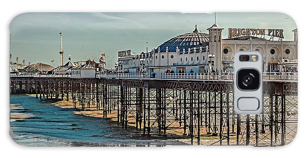 Brighton Pier Galaxy Case