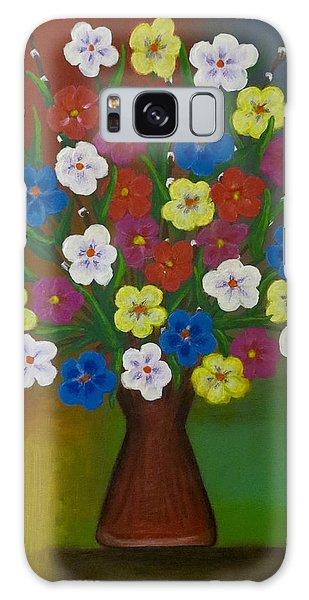 Brilliant Bouquet Galaxy Case