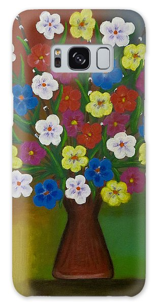Brilliant Bouquet Galaxy Case
