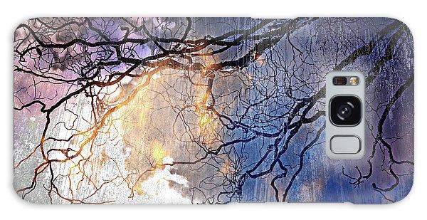 Brilliant Rain Galaxy Case by Gray  Artus