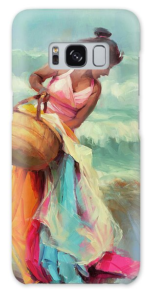 Basket Galaxy Case - Brimming Over by Steve Henderson