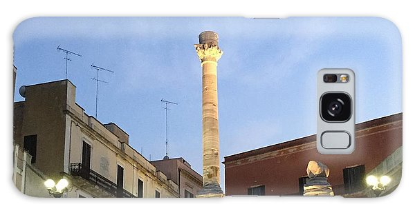 Brindisi Colonne Appian Way 2 Galaxy Case