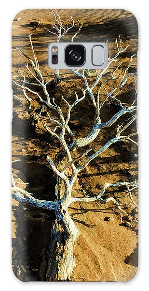 Brins Mesa 07-104 Stripped Bare Galaxy Case by Scott McAllister