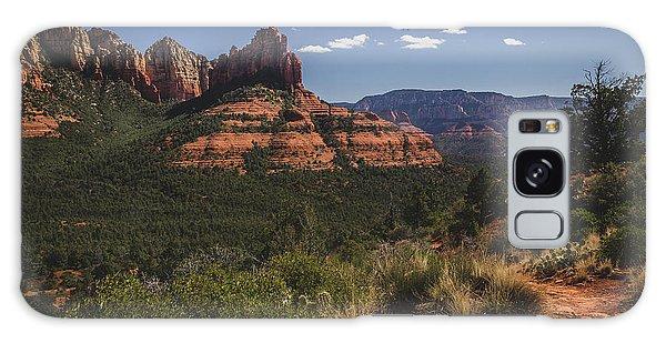 Brins Mesa Trail Vista Galaxy Case