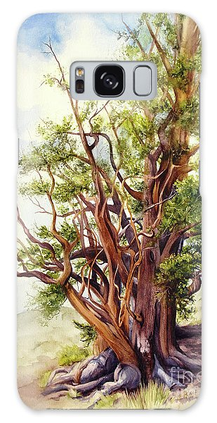 Bristle Cone Pine Galaxy Case