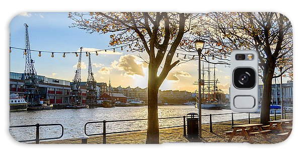 Bristol Harbour Galaxy Case by Colin Rayner