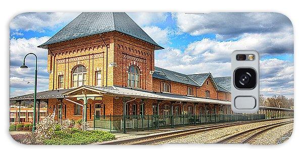 Bristol Train Station Galaxy Case