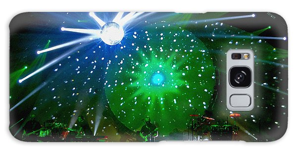 Brit Floyd Space And Time World Tour 2015.6 Galaxy Case