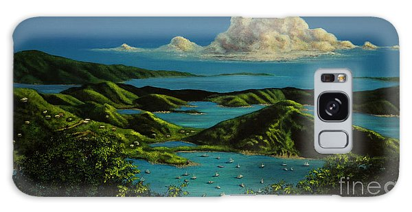 British Virgin Islands Galaxy Case