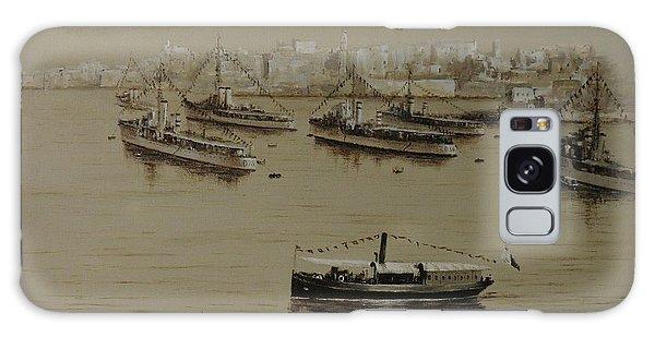 British Warships In Malta Harbour 1941 Galaxy Case