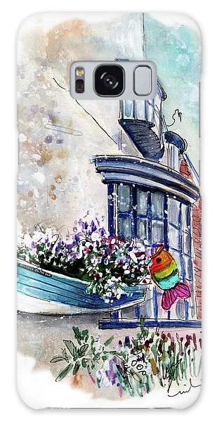 Broadies By The Sea In Staithes Galaxy Case