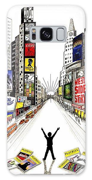 Broadway Dreamin' Galaxy Case