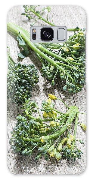Broccoli Florets Galaxy Case