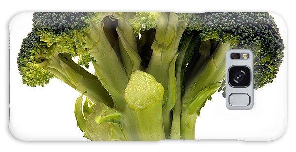 Broccoli  Galaxy Case by Olivier Le Queinec