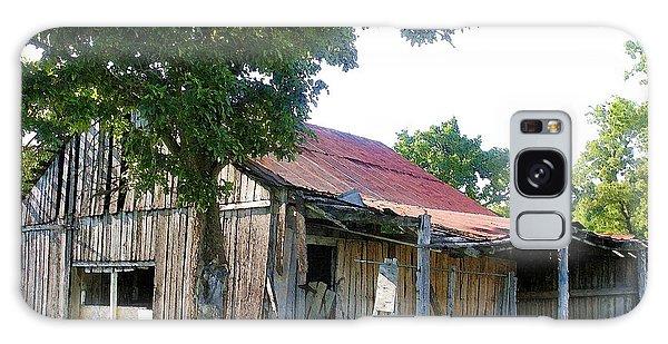 Brokedown Barn Galaxy Case