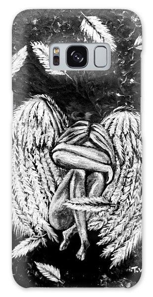 Broken Angel Galaxy Case by Teresa Wing