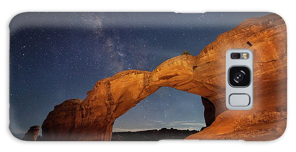 Broken Arch And Milky Way Galaxy Case