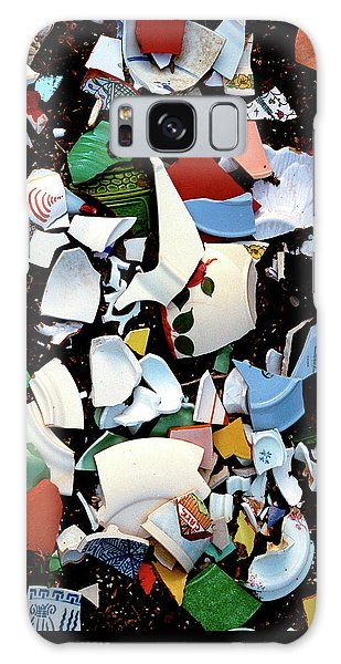 Broken Memories Galaxy Case by Art Shimamura