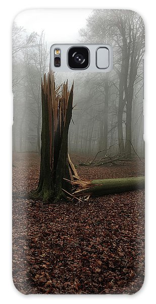 Broken Oak Galaxy Case