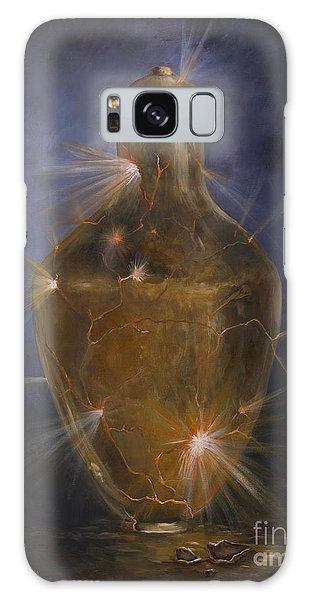 Broken Vessel Galaxy Case