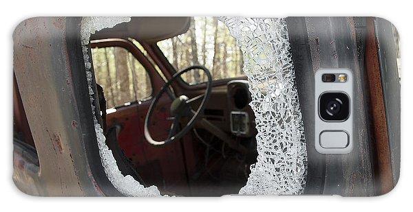 Broken Window Galaxy Case