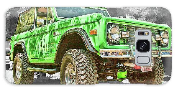 Bronco 1 Galaxy Case
