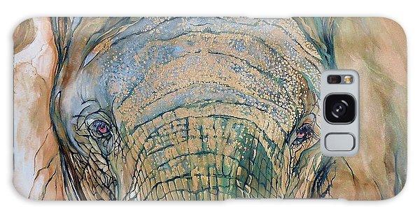 Bronze Elephant Galaxy Case