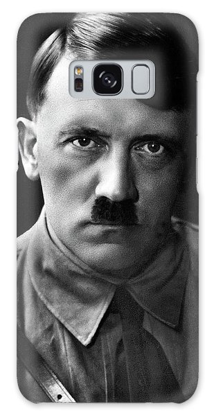 Brooding Portrait Of Adolf Hitler Heinrich Hoffman Photo Circa 1935 Galaxy Case