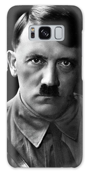 Brooding Portrait Of Adolf Hitler Heinrich Hoffman Photo Circa 1935 Galaxy Case