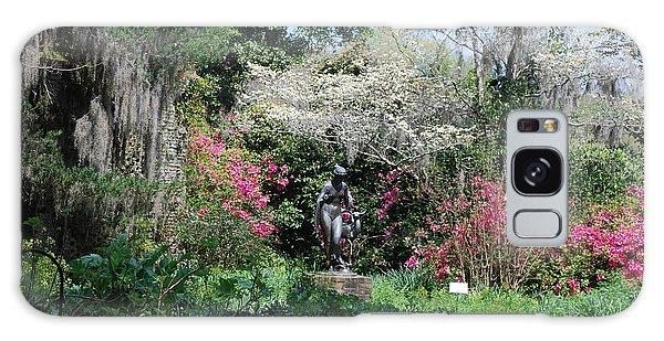 Brookgreen Gardens 2 Galaxy Case by Gordon Mooneyhan