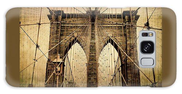 Brooklyn Bridge Nostalgia Galaxy Case