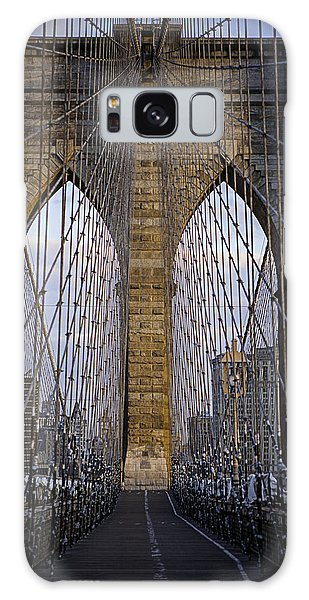 Brooklyn Bridge Galaxy Case