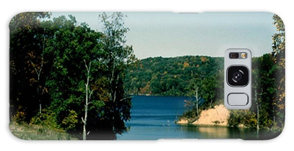 Brookville Lake Brookville Indiana Galaxy Case