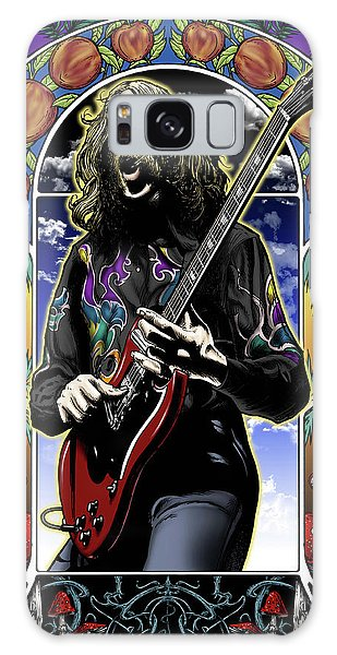 Eric Clapton Galaxy Case - Brother Duane by Gary Kroman