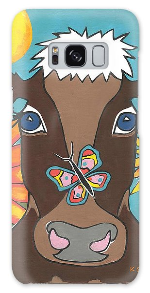 Brown Cow Galaxy Case