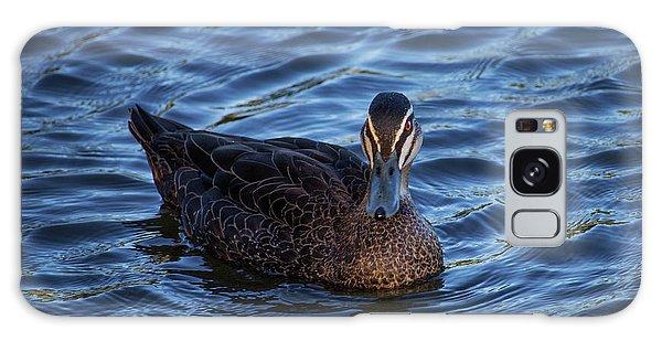 Brown Duck 2 Galaxy Case