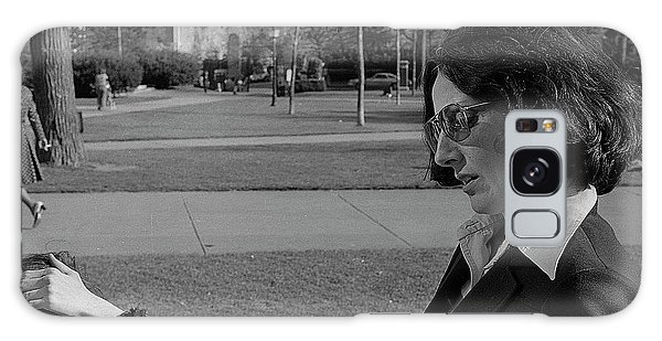 Brown University Student And His Mother, 1975 Galaxy Case