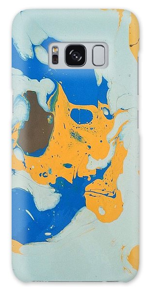 Brownie Baby Bird Galaxy Case by Gyula Julian Lovas