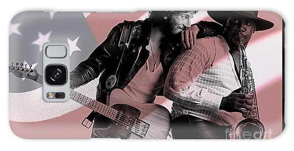 Bruce Springsteen Clarence Clemons Galaxy S8 Case