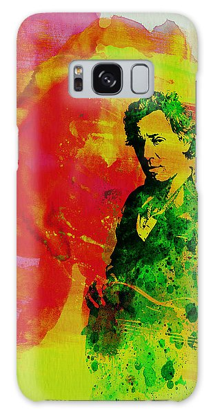 Bruce Springsteen Galaxy S8 Case - Bruce Springsteen by Naxart Studio