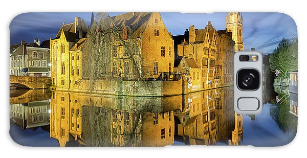Brugge Twilight Galaxy Case by JR Photography