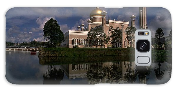 Brunei Mosque Galaxy Case by Travel Pics