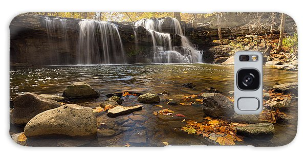 Brush Creek Falls  Galaxy Case