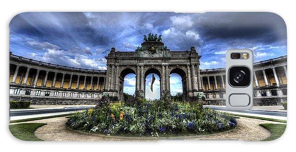 Brussels Parc Du Cinquantenaire Galaxy Case by Shawn Everhart