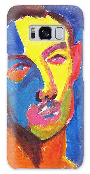 Bryan Portrait Galaxy Case