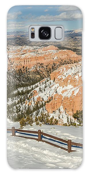Bryce Amphitheater From Bryce Point Galaxy Case